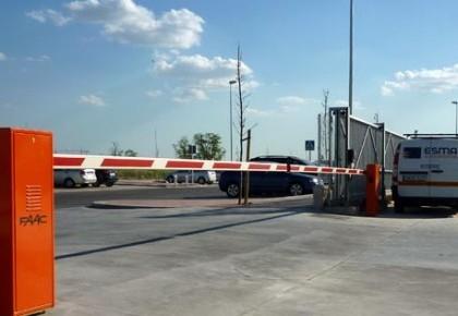 Reparación barreras automáticas