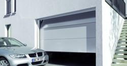 Puertas garaje seccionales de acero
