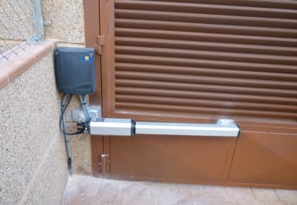 Puertas automáticas en Arroyomolinos