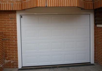 Puertas de garaje Colmenar Viejo