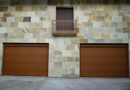 Puertas de garaje Alcobendas