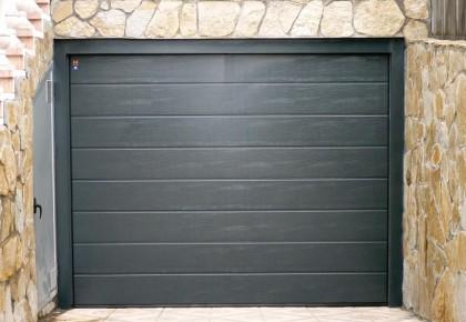 Puertas de garaje Alovera