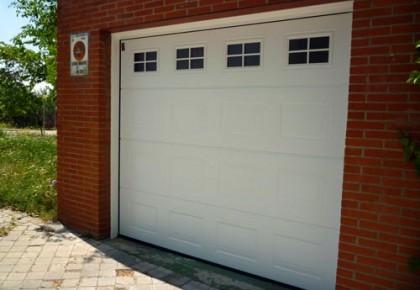 Puertas de garaje Meco