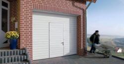 Puertas de cochera automáticas