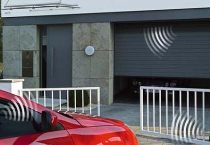 Motores puertas garaje