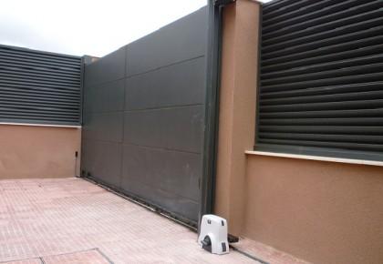 Puertas Correderas en Leganés