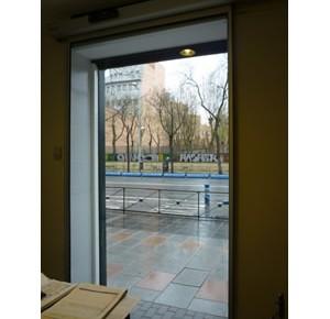 Puertas automáticas en Madrid