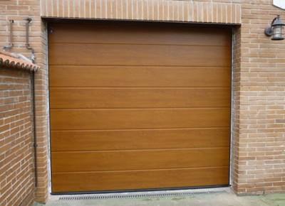Puertas garaje en Rivas Vaciamadrid
