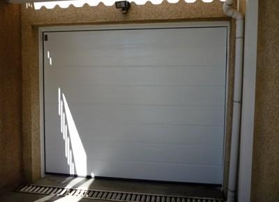 Puertas de garaje en Las Rozas