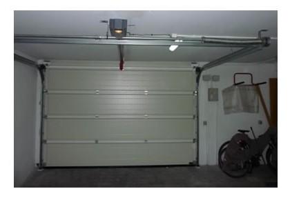 Puertas garaje seccional Getafe