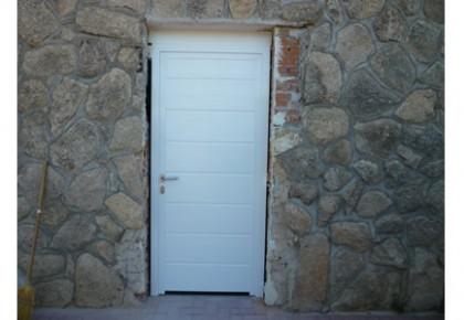 Puerta entrada en Uceda