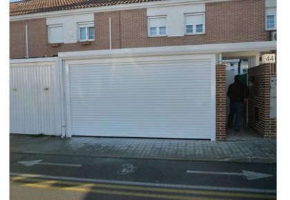 Puertas de Garaje enrollables en Las Rozas