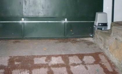 Automatización Puerta Corredera en Madrid