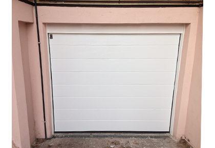 Puerta de garaje Fuenlabrada