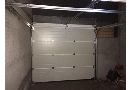 Puertas garaje Pioz
