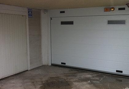 Puerta de garaje en Yuncos
