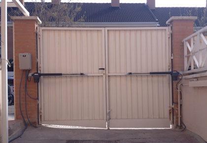 Puertas Abatibles Algete